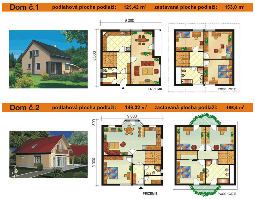 postup stavby rodinneho domu