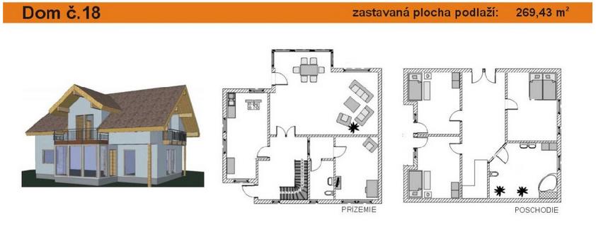 Poschodový dom