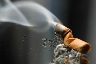 dym od cigaret